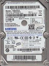 HM040GI, HM040GI/D, FW AA100-12, M80S, Samsung 40GB SATA 2.5 Hard Drive