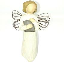 Willow Tree Angel of Learning Figurine by Susan Lordi Demdaco 1999 in Good Shape - $15.99