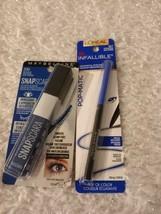 Loreal Infalliblef Eyeliner Extreme Blue   W Maybelline Deja blue mascara - $11.88