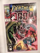 #3 Deathlok 1991  Marvel Comics A578 - $3.99