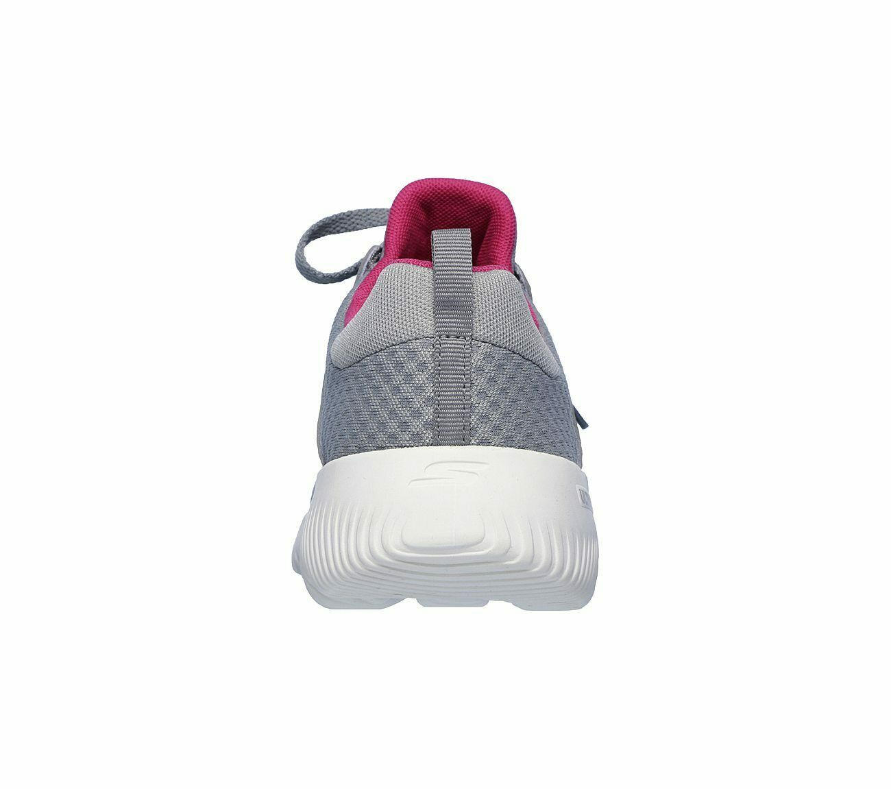 Skechers Gray Pink shoes Women's Sport Go Run Athletic Mesh Comfort Casual 15162 image 6