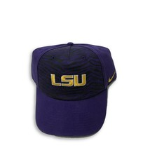 NWT New LSU Tigers Nike Benassi Slide Logo Adjustable Hat - $16.39
