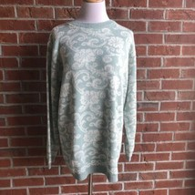 Alfred Dunner Floral Sweater - Size S (see measurements) - $14.54