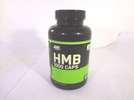 Optimum Nutrition HMB CalciumBeta Hydroxy 1000 mg 90 Capsules (VS-O) - $43.56