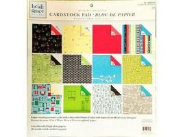Heidi Grace Designs 12x12 Cardstock Specialty Paper Pad #609282