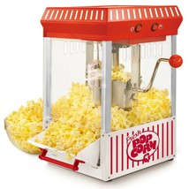 Nostalgia KPM200 2.5-Ounce Tabletop Kettle Popcorn Maker - $61.50