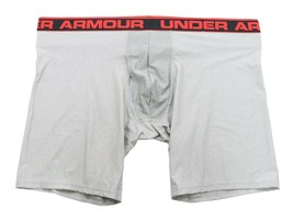 Under Armour Heat Gear Underwear Sz 3XL Extra Extra Extra Large Light Grey - $16.19