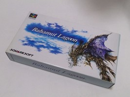 Nintendo Super Famicom SFC Game Bahamut Lagoon - $79.20