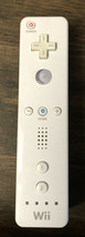 OEM Nintendo Wii Remote For Parts Only The Remote Powers On Won't Stay Connected - $6.79