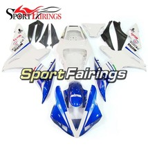 Body Frames For Yamaha R1 2002 2003 YZF-R1 White Blue Injection ABS Fair... - $383.34