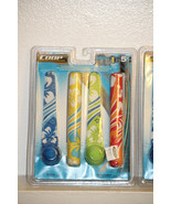 New! Coop Hydro Dive Stix & Streamers Stripes & Flowers 4 Pieces - $7.91