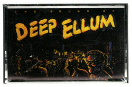 The Sound of Deep Ellum by Various Artists 1987 NEW ATCO Dolby Cassette ... - $12.85