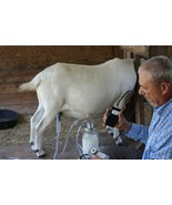 "Dansha Farms™ The Frontier"" 1/2 Gallon Goat Sheep Cow Milk Machine Recha... - $193.04"