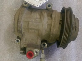 AC Compressor R12 US Market Fits 93 COROLLA 6861 - $59.35