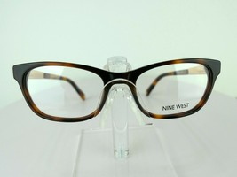Nine West NW 5141 (240) Soft Tortoise  50 x 17 135 mm  Eyeglass Frames - $51.96