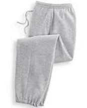 4X Big Sweatpants 4XB Light Grey 3 Pockets Free Shipping! New! - $16.99