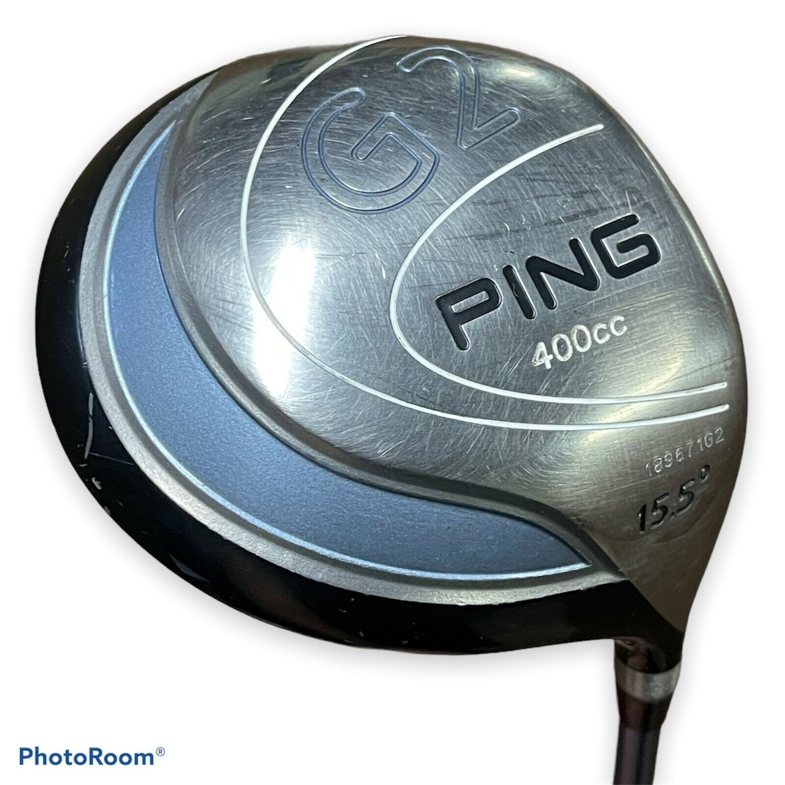 "Ping G2 400CC 15.5 TFC100D Ladies Womens Golf Driver Graphite RH Right Hand 44"" - $84.14"