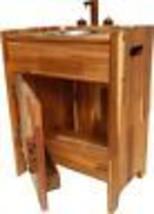 Sale -  Natural Wooden Sink - $188.70