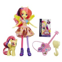 My Little Pony Equestria Girls Fluttershy Doll and Pony Set - $97.99