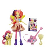 My Little Pony Equestria Girls Fluttershy Doll and Pony Set - £70.54 GBP