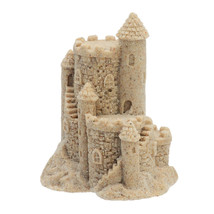 "Sand Castle Figurine 015 3.38"" Tall Beach Wedding Decor Centerpiece Coll... - $13.99"