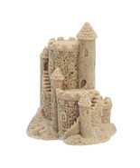 "Sand Castle Figurine 015 3.38"" Tall Beach Wedding Decor Centerpiece Coll... - $13.99"