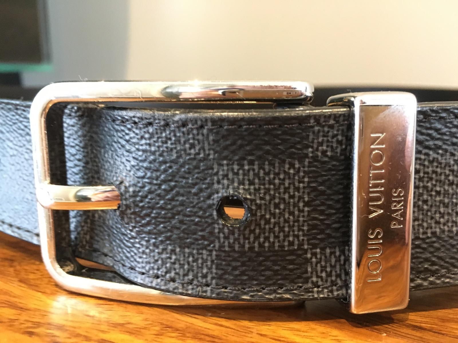 5fc7c4b01806e Authentic men s Louis Vuitton Pont Neuf and 30 similar items