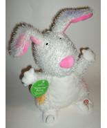 "Hallmark Hopping Easter Bunny ""Gotta Hop Bunny"" sound & motion - demo link - $33.00"