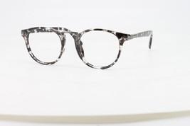 Ebe Reading Glasses Mens Womens Brown White Round Horn Rimmed Retro Anti Glare - $28.76+