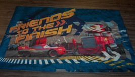 WALT DISNEY CARS LIGHTNING MCQUEEN & MACK FRIENDS PILLOW CASE PILLOWCASE - $14.85