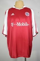 Adidas Bayern Munich jersey XXL 2XL new soccer football home 2003 mens s... - €35,55 EUR