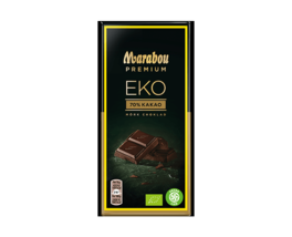 Marabou Premium Eco 70% Cocoa Chocolate 10 pack 1kg / 35oz - $64.35
