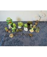 Vtg Lot 20 + Frog Figurines Lefton Norcrest Other  - $74.29