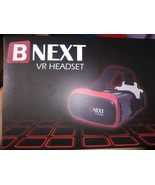 bnext vr headset Perfect Condition Never Opened. Compatible With iPhones... - $16.82