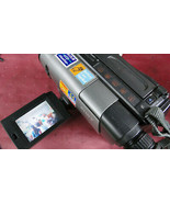 Sony PAL CCD-TRV14E 8mm Video8 Camcorder VCR Player Video Transfer Camera - $167.50