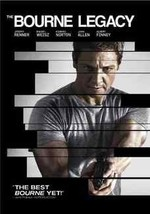 DVD - The Bourne Legacy DVD  - $7.08