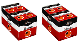 FAZER 40 x38g SUPER SALMIAKKI LOT Finland (two retail packs) - $89.09