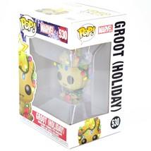 Funko Pop! Marvel Christmas Holiday Groot #530 Vinyl Bobble-Head image 2