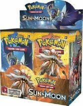 Pokemon TCG Sun & Moon Team Up + Sun & Moon Base Set Booster Box Bundle image 3