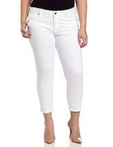 Lucky Brand Femmes Gingembre Capri Jean , Perle, 14W - $49.49