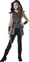 Incharacter Dark Woods Huntress Brocade Girls Tween Halloween Costume 18096 - $26.38