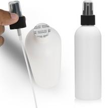 25pcs Empty White HDPE Bottle 8oz - Cosmo Round Plastic Bottles - 24/410... - $1.509,63 MXN