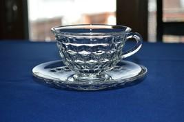 Fostoria American Tea Cup & Saucer - $4.95