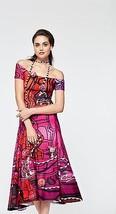 IPNG: Alice In Pink Wonderland Off-The-Shoulder Dress - $219.00