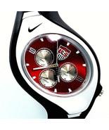 Nike Triax Swift, USA Soccer Analog 3-Eye Day Date 24 Hour Dial, New WR0... - $147.36