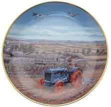 Danbury Mint Farming through the War years Approaching D Day Trevor Mitchell CP1 - $35.67