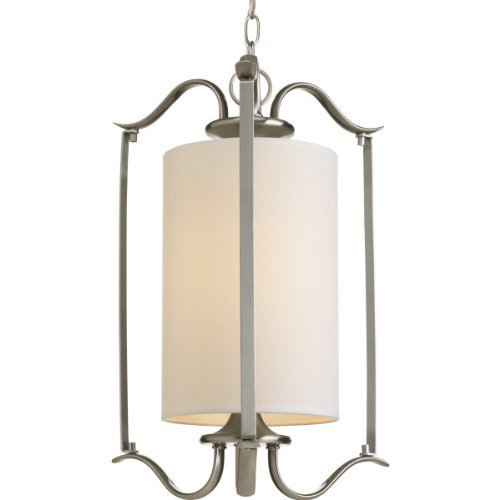 Primary image for Progress Lighting P3799-09 One-Light Large Foyer Pendant