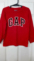 Boy's Gap Kids Size XS Red Long Sleeved Shirt ** GREAT ** - $3.99