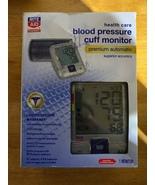 Rite Aid Health Care Blood Pressure Cuff Monitor Prem Auto Superior Accu... - $29.99