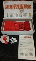 JITTERS word game 1986 - Milton Bradley - $8.42